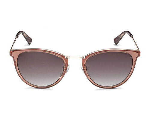 Audi Women's Gold Sunglasses