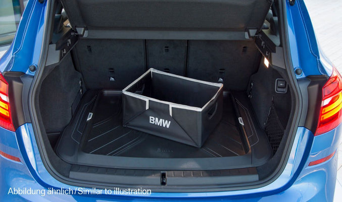 BMW Tailored Boot/Trunk Luggage Mat Liner