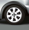 "MINI Genuine 16"" Inch Light Alloy Wheel 7-Fin Spoke R92 White"