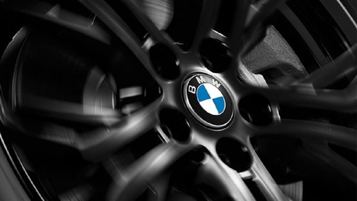 BMW Genuine Floating Hub Cap for Alloy Wheel Trim