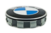 BMW Genuine Alloy Wheel Center Cover Hub Cap Chrome 68mm
