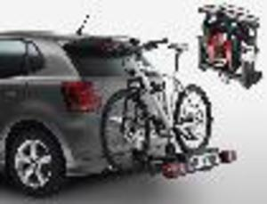 VW Bicycle Carrier for Towbar (3 Bikes)