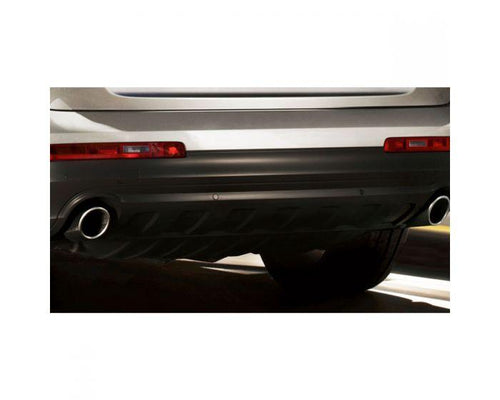 Audi Single Left and Right Sport Tailpipe Trim for Audi Q7 with 3.0 TDI and 3.6 FSI engines