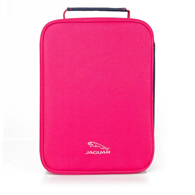 Jaguar Children's Lunch Box - Pink