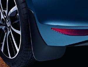 VW Mudflaps - Rear