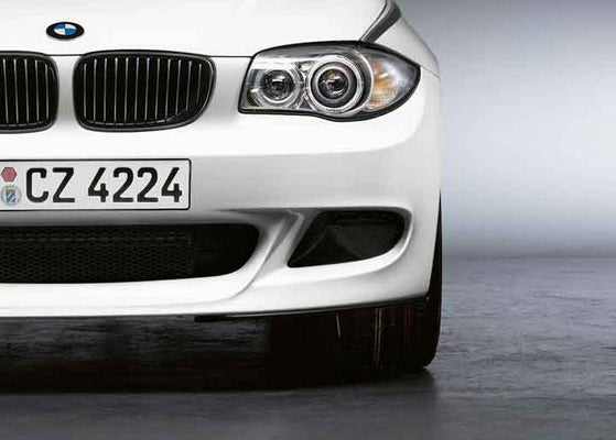 BMW Performance Front Left Bumper Grille