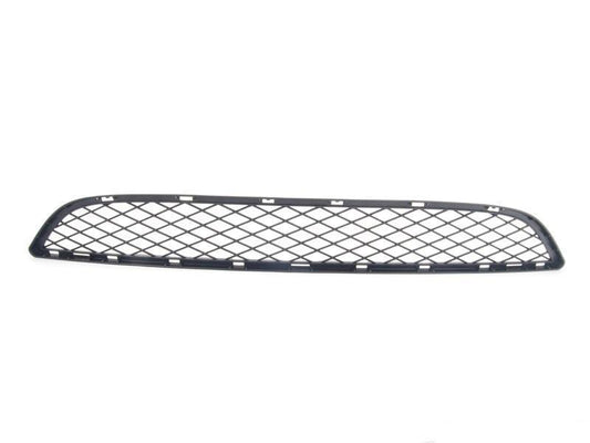 BMW Genuine Front Centre Bottom Grille Black