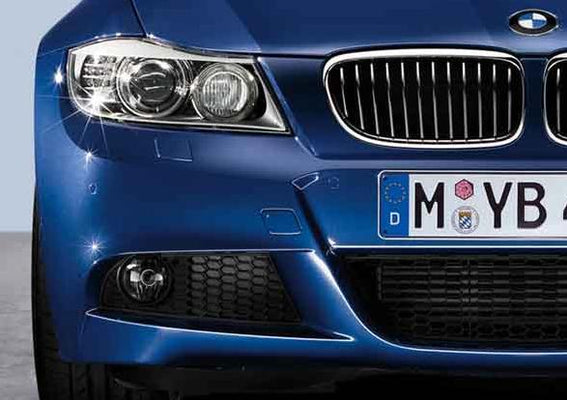 BMW Genuine M Sport Lower Front Right Bumper Trim Grille