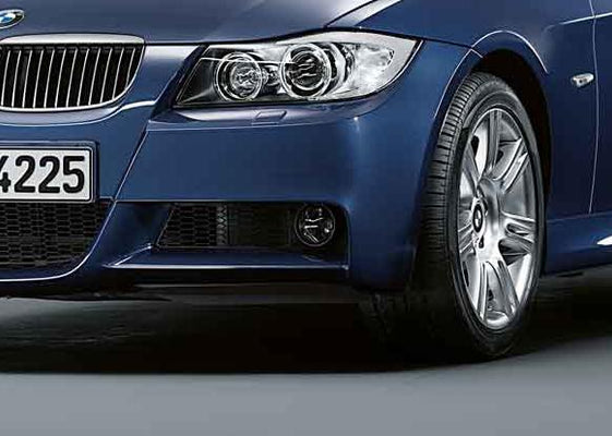 BMW Genuine M Sport Lower Front Left Bumper Trim Grille
