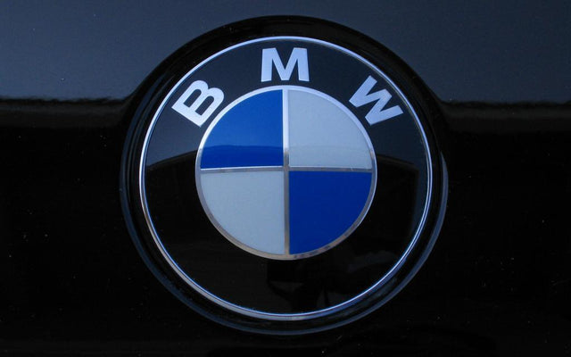 BMW Genuine Emblem Badge Logo For Rear Trunk Boot Lid