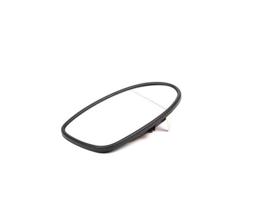 BMW Genuine Right OS Wing Mirror Glass Heated Aspherical