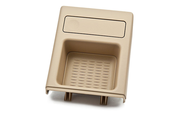 BMW Genuine Centre Console Storage Tray Coinbox Beige
