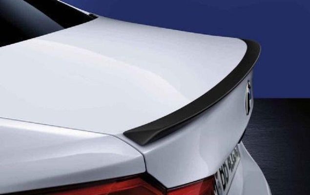 BMW Genuine M Performance Rear Spoiler Black Matt