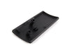 BMW Genuine Face Plate Cover for Cup Holder Right Black