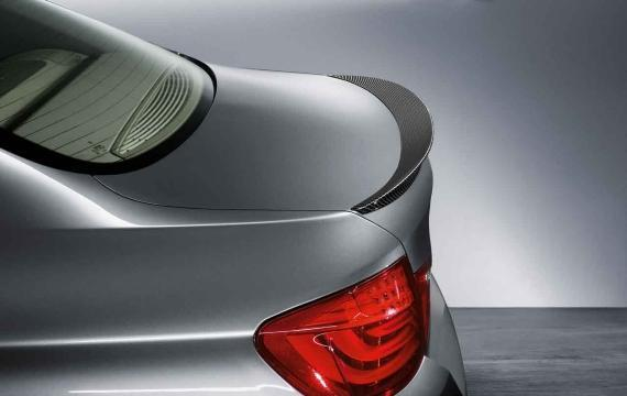 BMW Performance Genuine Rear Spoiler Carbon