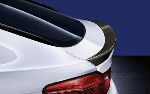 BMW Genuine M Performance Carbon Rear Exterior Spoiler