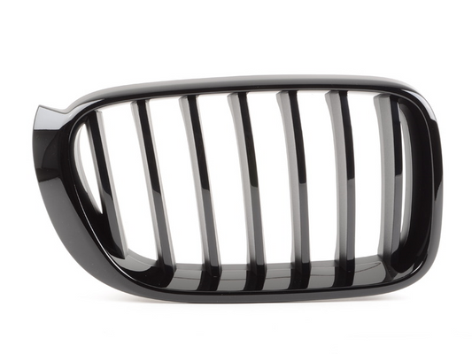 BMW Genuine M Performance Front Right Grille Trim Gloss Black