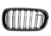 BMW Genuine M Performance Bumper Radiator Grille Black N/S