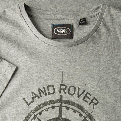 Land Rover Men's Terrain Graphic T-Shirt