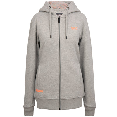 Land Rover Women's Full Zip Knitted Hoodie