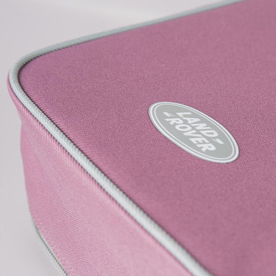 Land Rover Children's Lunch Box - Pink