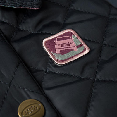 Land Rover Girls' Quilted Jacket