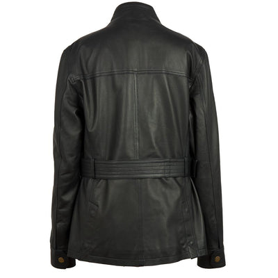 Land Rover Women's Heritage Leather Jacket