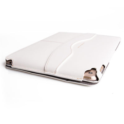 Range Rover Leather ipad Functional case - White