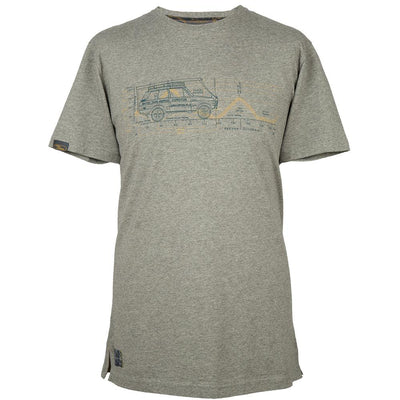 Land Rover Men's Heritage Graphic Tee