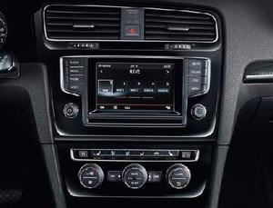 VW Voice Operation for Navigation Discover Media