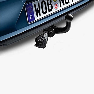 VW Fixed Towbar incl. Electrical Kit - w/o pre-Installation