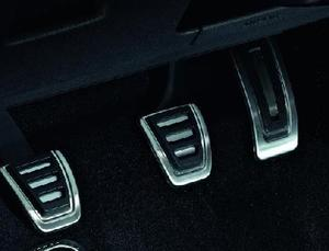 VW Pedal Covers - DSG Gearbox