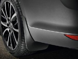 VW Rear Mudflaps