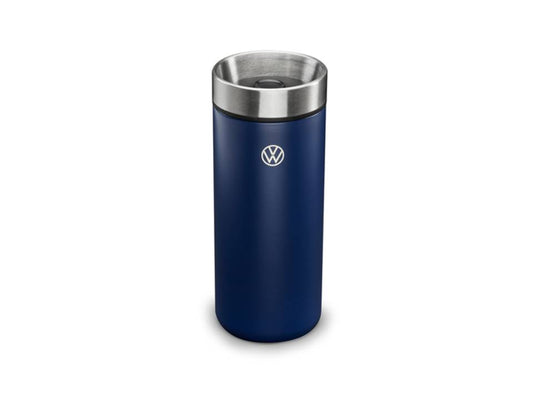 Thermos flask, blue