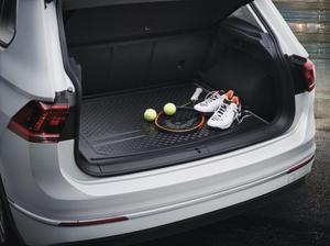 VW Boot Mat for vehicles with Variable Floor
