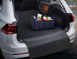 VW Reversible Boot Mat for vehicles with Variable Floor