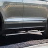VW Running Boards for vehicles with Mudflaps
