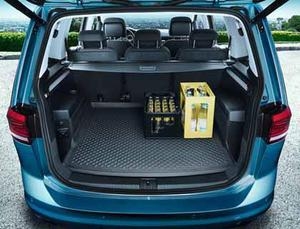 VW Flexible Boot Liner - 5 seater