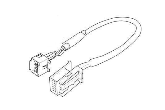 BMW Genuine Car Audio CD Changer Adapter Cable