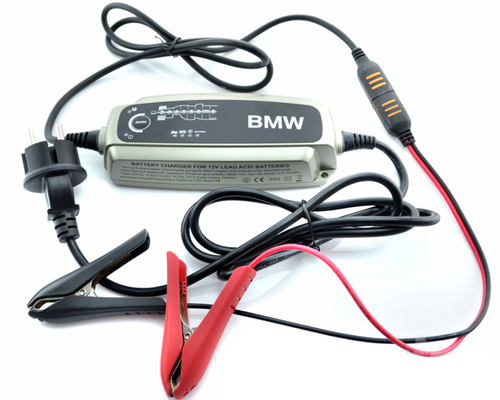 BMW Genuine Trickle Battery Charger Diagnostic Conditioner