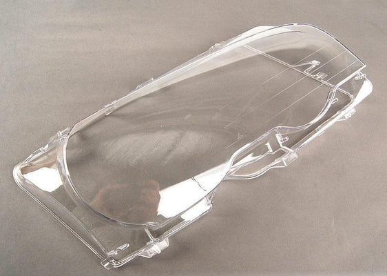 BMW Genuine Headlight Head Lamp Cover Glass Right