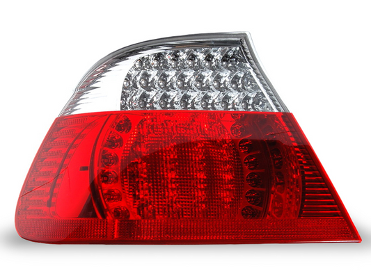 BMW Genuine White LED Rear Lamp Tail Light Left
