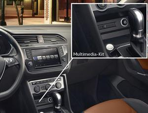 VW Multimedia Kit with Apple USB Socket for Composition Media/Discover Media