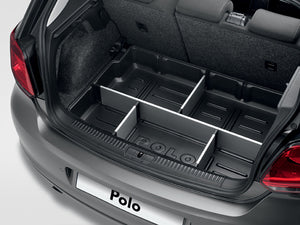 VW Boot Tray with Partitions