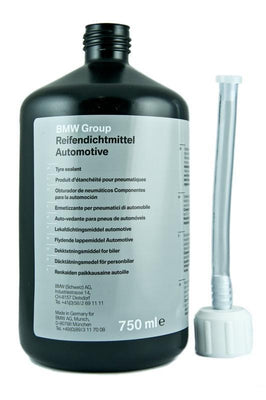 BMW Genuine M-Mobility System Tyre Sealer Inflating Bottle