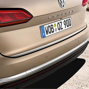 VW Rear Chrome Strip