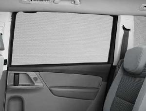 VW Sunblinds - Second Row, vehicles with Sliding Doors