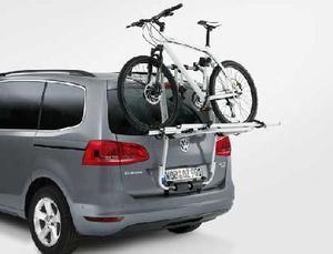 VW Tailgate Bicycle Holder