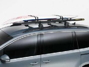 VW Roof Bars - vehicles with Roof Rails