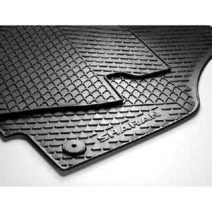VW Rubber Floor Mats - Front